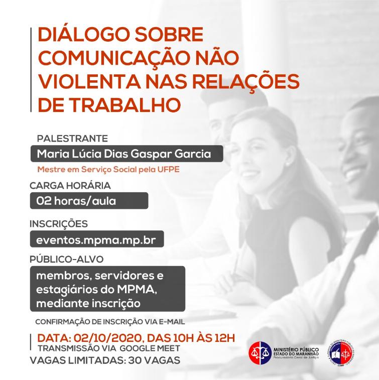 Diálogos sobre Comunicação Não Violenta nas Relações de Trabalho