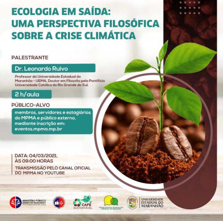 Ecologia em saída: uma perspectiva filosófica sobre a crise climática.