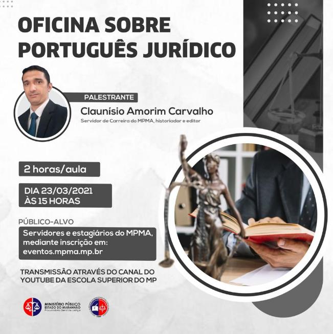 Oficina - Português Jurídico