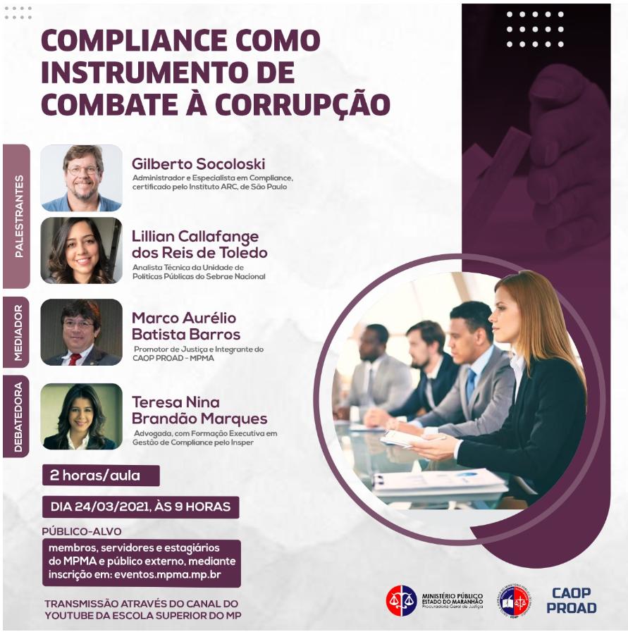 Compliance como Instrumento de Combate à Corrupção