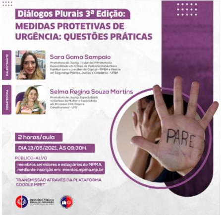 Diálogos Plurais 3ª Ed. - Medidas Protetivas de Urgência: questões práticas.